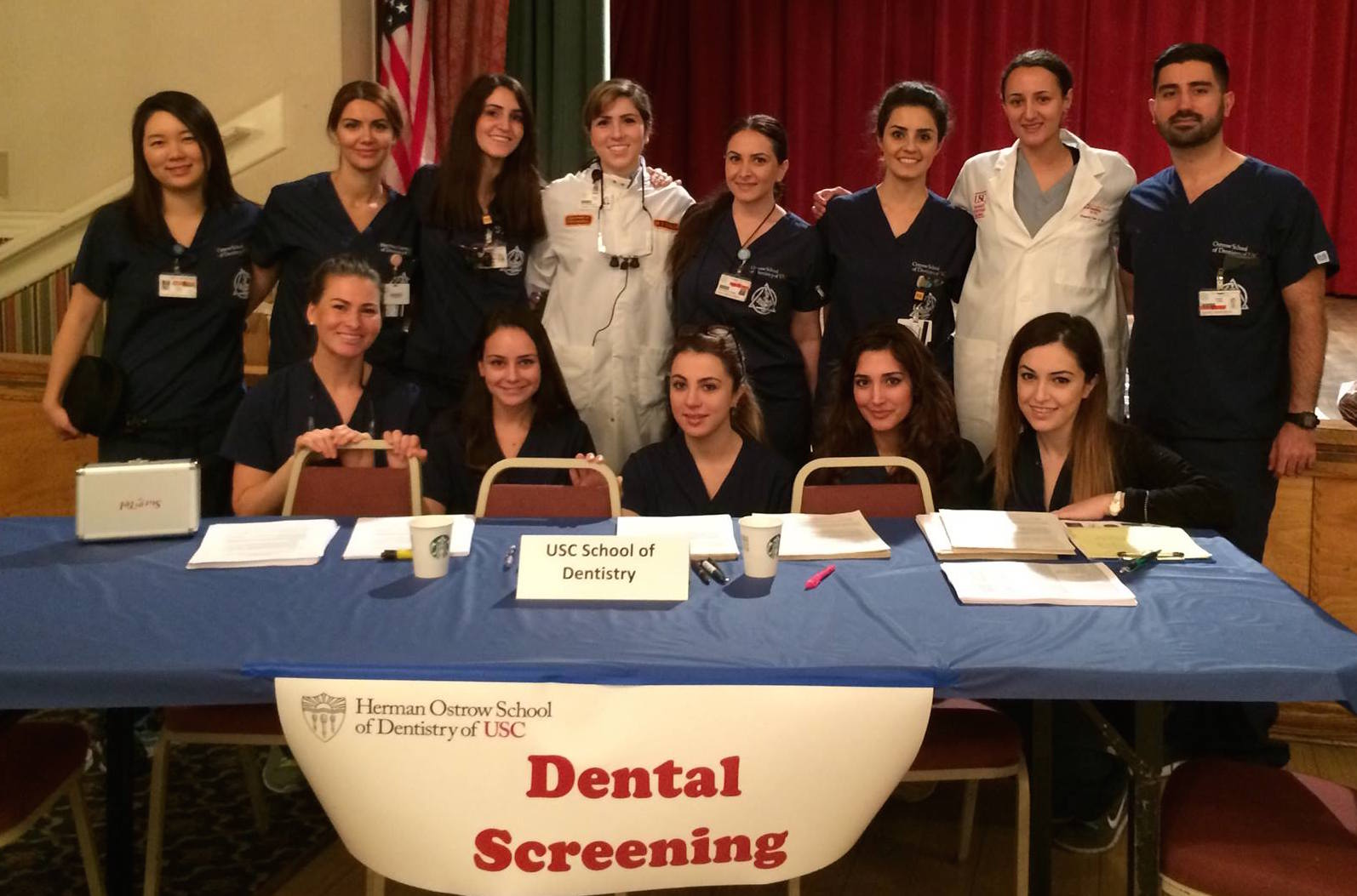 Dental Screenings USC